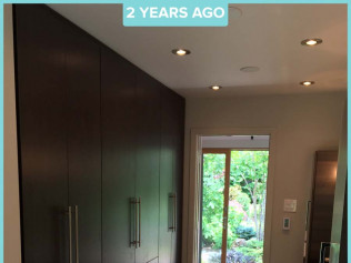 cabinet installation haddonfield nj