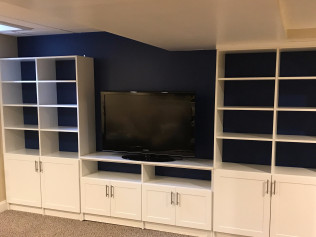 cabinet design Haddonfield nj